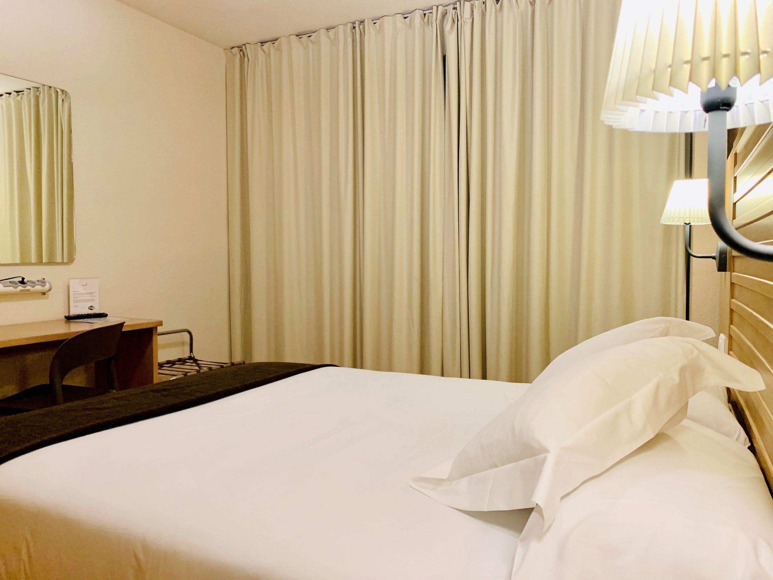 habitacion amplia y confortable